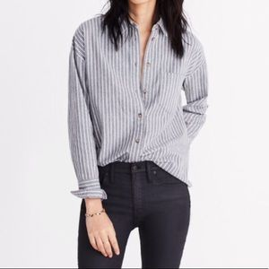 "Madewell ""Westward"" Flannel"